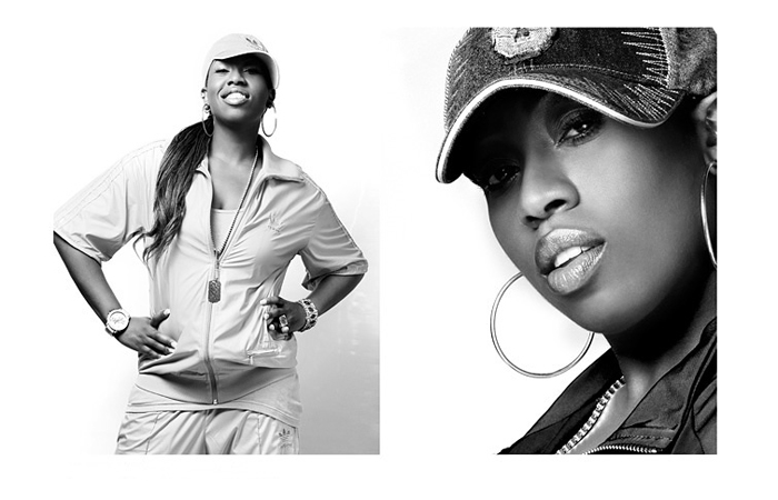 Berry Behrendt Photographer, Berry Behrendt Portraits, Missy Elliott, Berry Behrendt