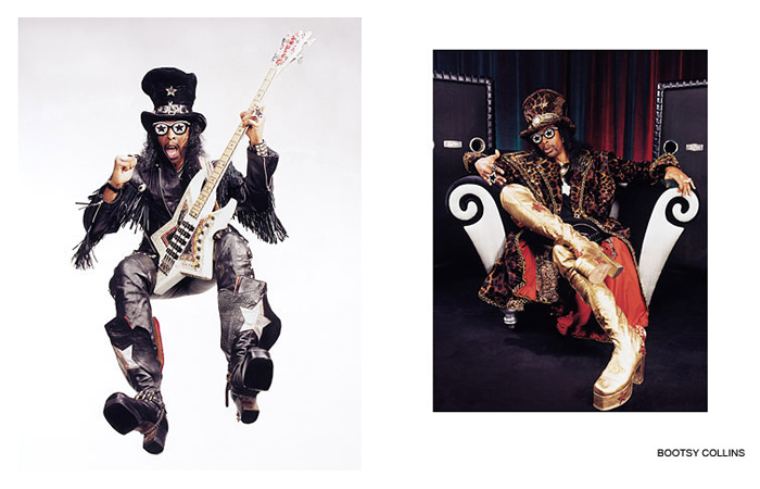 Berry Behrendt Photographer, Berry Behrendt Portraits, Bootsy Collins, Berry Behrendt