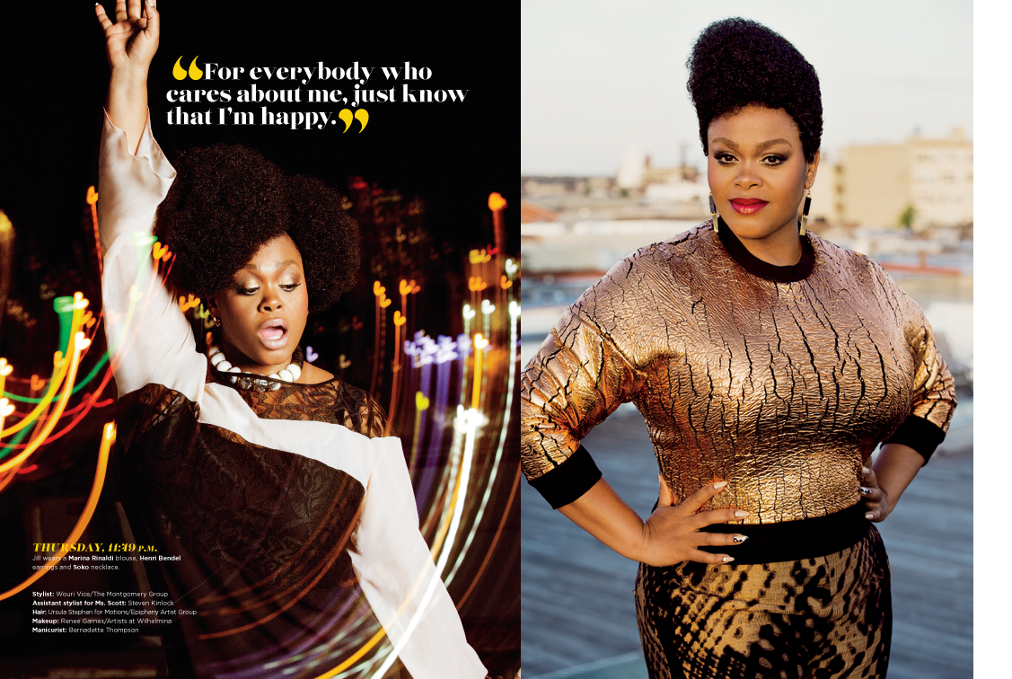 Wouri Vice Celebrities, Wouri Vice, Jill Scott