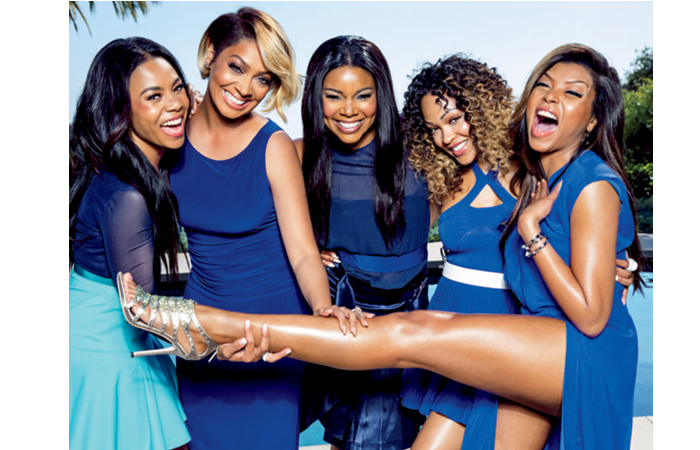 Wouri Vice Celebrities, Wouri Vice, Meagan Good, Taraji P. Henson, Gabrielle Union, LaLa Anthony, Regina Hall