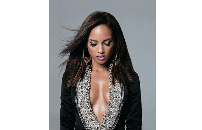 Wouri Vice Celebrities, Wouri Vice, Alicia Keys