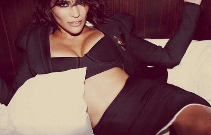 Ashunta Sheriff Celebrity, Paula Patton, Ashunta Sheriff