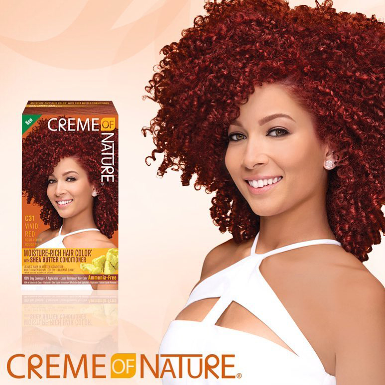 Creme Of Nature Tmgrepresents